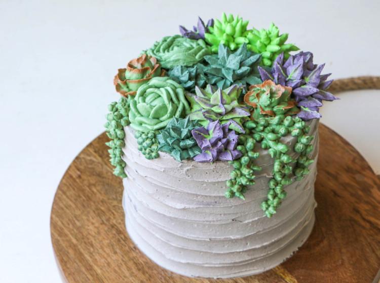Cara Menghias Kue Ulang Tahun Anak Yang Sederhana Dan Mudah
