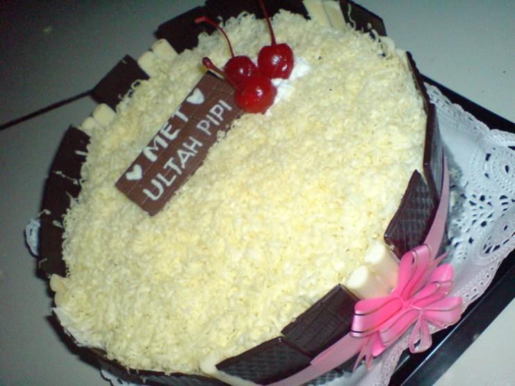 3 Resep Kue Ulang Tahun Coklat Sederhana Untuk Anak Mas Fikr