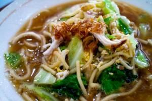 Bakmi Jawa Pak Gareng, wisata kuliner Semarang