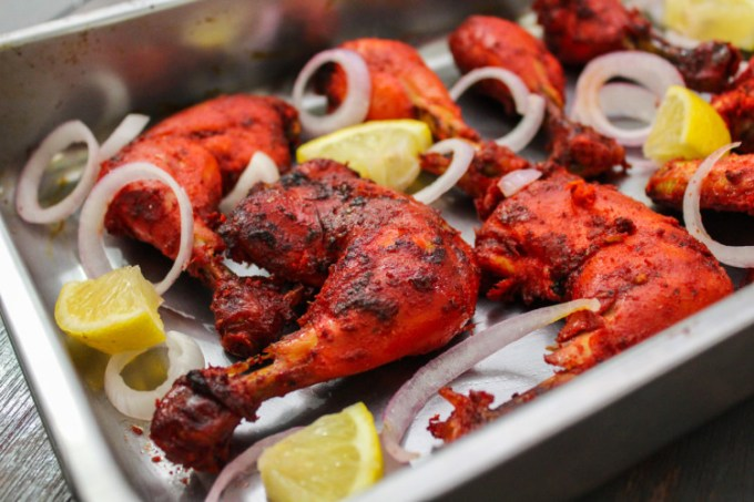 Tandoori Chicken khas India