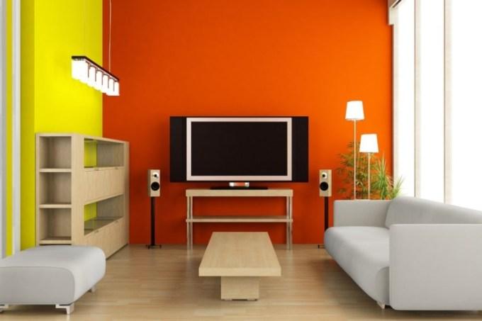Warna Dinding Rumah
