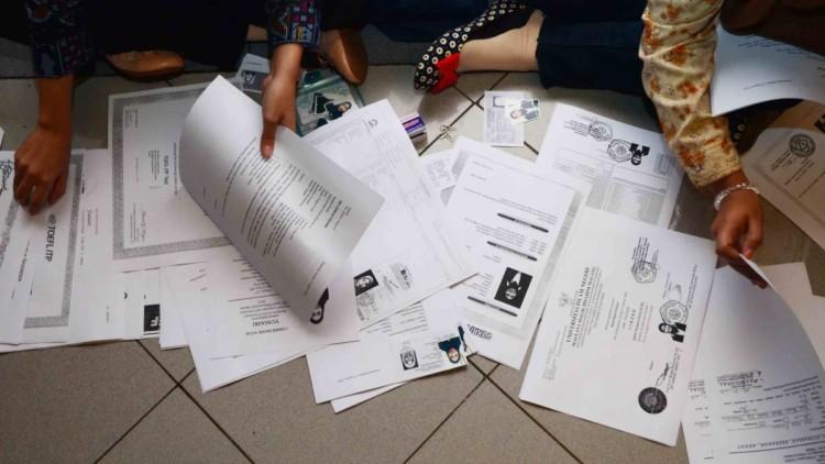 17 Contoh Surat Lamaran Kerja Lengkap Dengan Berbagai