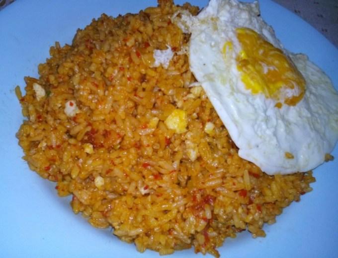 Cara membuat dan resep nasi goreng sederhana