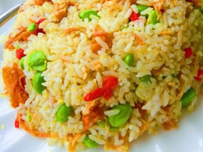 Resep dan cara membuat nasi goreng pete