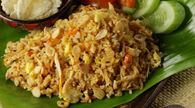 Resep nasi goreng enak