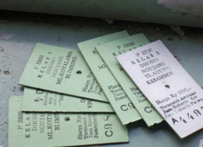 Tiket Edmonson