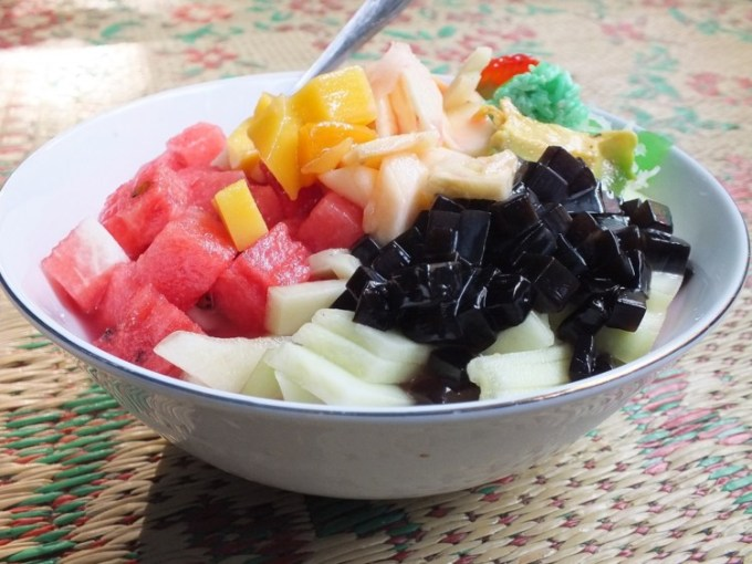 Resep es buah untuk jualan