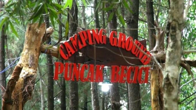Camping Ground Bukit Becici