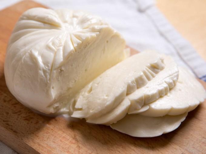 Cara Membuat Keju Mozzarella