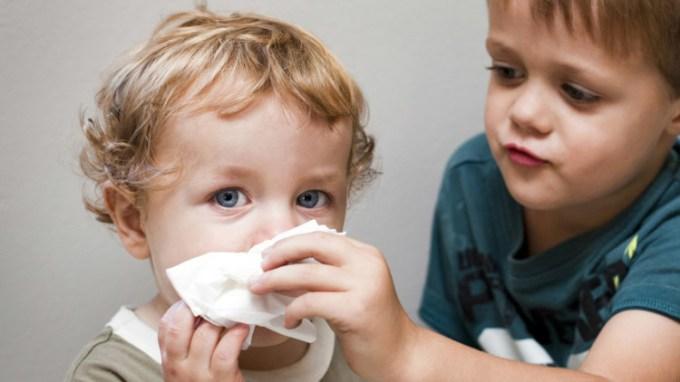 Sakit flu atau pilek