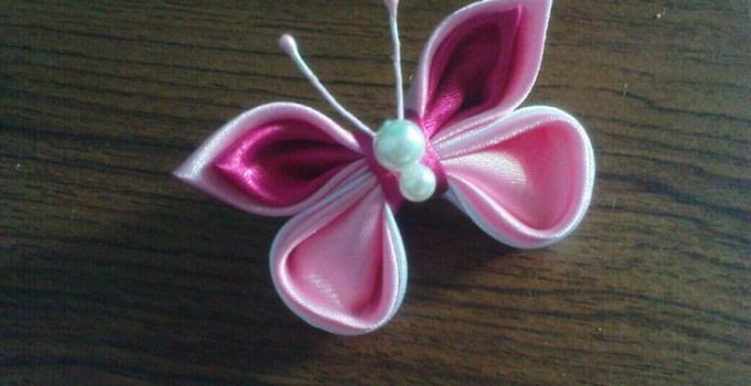 4 Cara Membuat Bros Bunga Mawar Kupu Kupu Juntai Dan Pom Pom