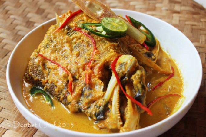 Ikan Woku Khas Manado