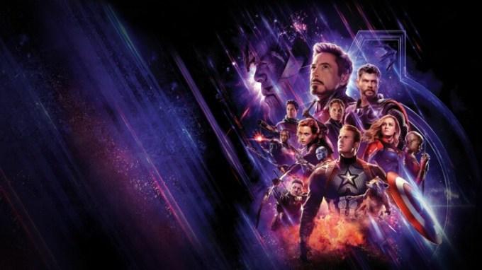 Avenger Endgame sebagai film action terbaik