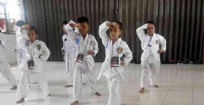 sabuk putih karate