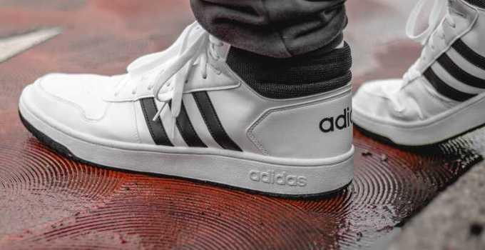 perbedaan sepatu adidas ori dan kw dan ciri-ciri