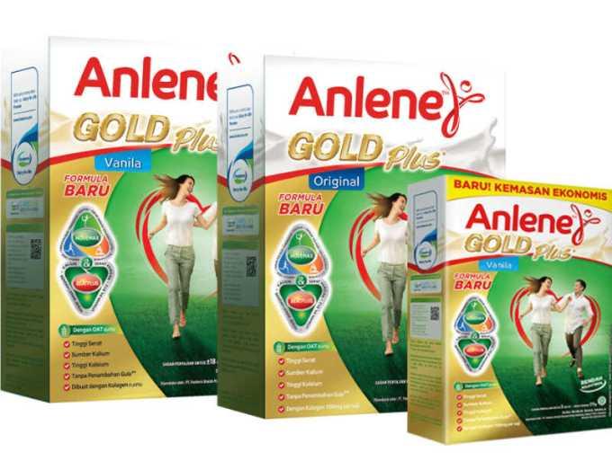 beda antara susu anlene gold dan actifit