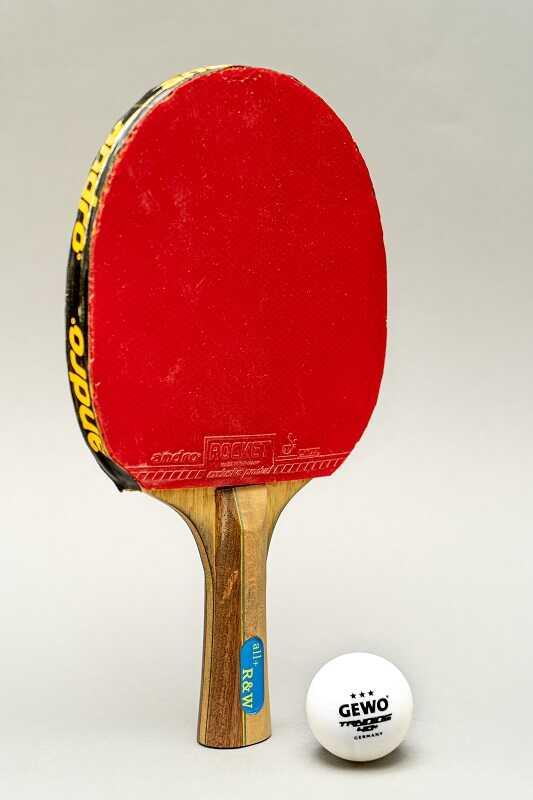 Ukuran Bet Tenis Meja : ukuran, tenis, Pemukul, Tenis, (Nama,, Ukuran,, Bagian,, Bahan)