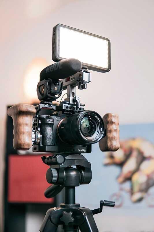 alat tempur videographer