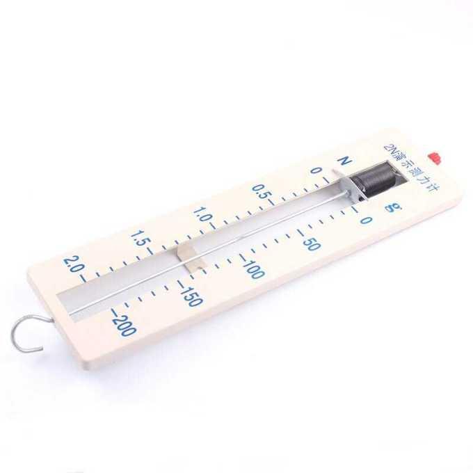alat ukur gaya - dinamometer