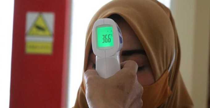 cara kalibrasi thermometer infrared