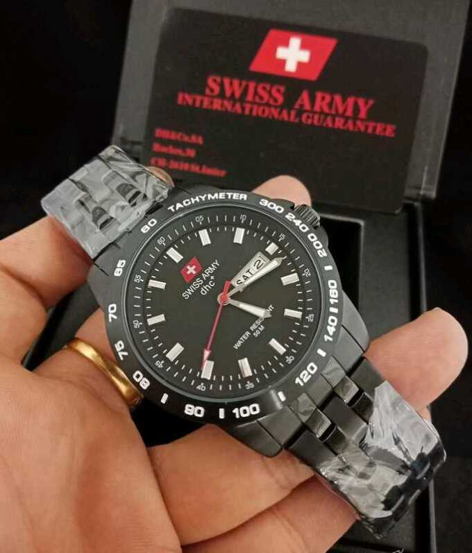 swiss army dhc+