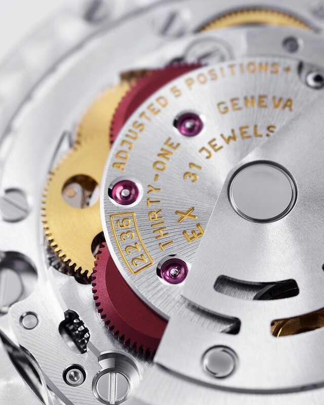 mesin jam tangan rolex ori