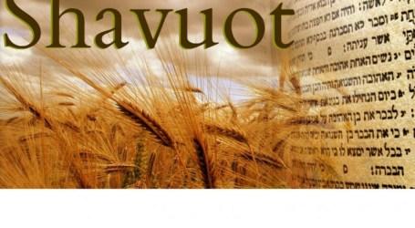Antes de Shabuot, el Rab Gabriel Michanie
