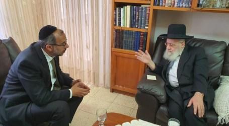 Ahora si, en Israel vuelven los exámenes de Rabinato.