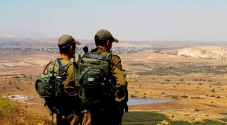 Un vehículo militar volcó cerca de la frontera con Líbano, matando a un soldado