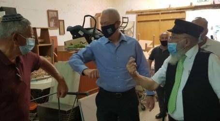 Operación Mochila en Israel