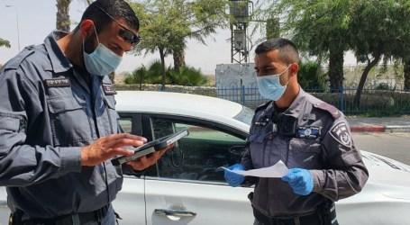 Las multas por violar las restricciones en Israel