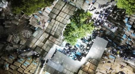 Miles subieron a la tumba de Arizal en Tzfat