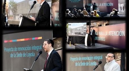 Sepelios Comunitarios: AMIA inauguró su plan de reforma integral para la sede de la calle Loyola