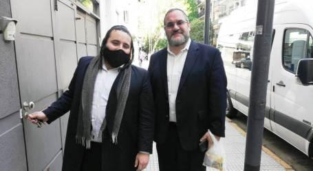 Amigos de Mashalá en el mes de Jeshván