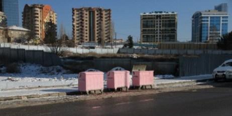 pink ankara