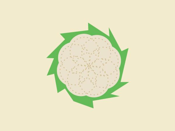 Go Local Support Local - jordan - 3 cauliflower