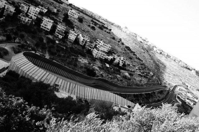 MCN- Le mur - hebron