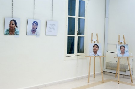 Mixed feelings exhibit addresses racism in Lebanon
