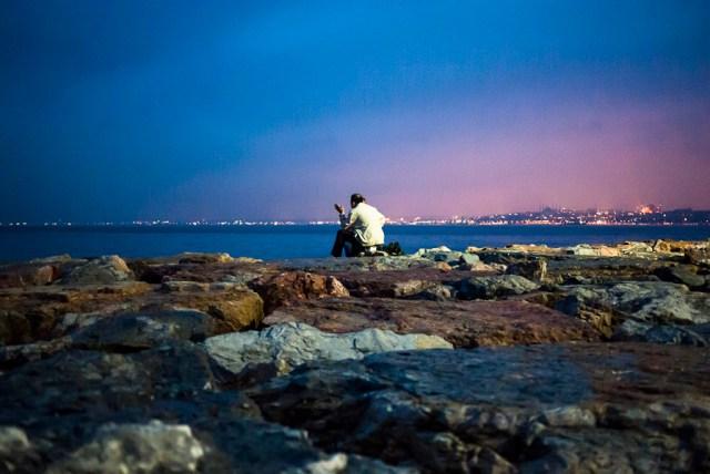 Night in Istanbul - nicolas brodard