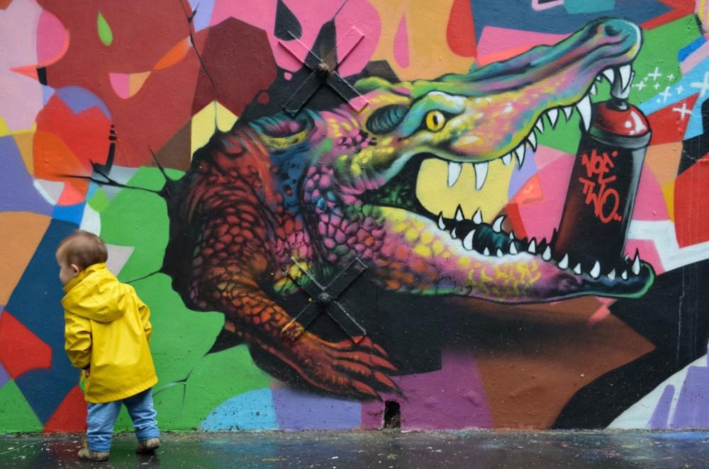 On the street art scene (3/4)