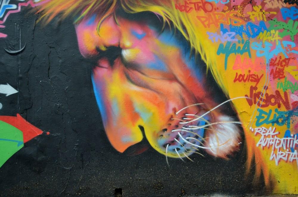 On the street art scene (4/4)