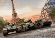 wot xbox vive la france artwork resize 《戰車世界》更新 全新模式、戰車與地圖