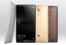 huawei mate 8 collection cn resize 華為新旗艦Mate 8揭曉 指紋識別更精準