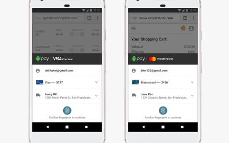 Android Pay VisaCheckout Masterpass Blog.width 1000 Google攜手VISA、Mastercard 擴大Android Pay線上使用範圍