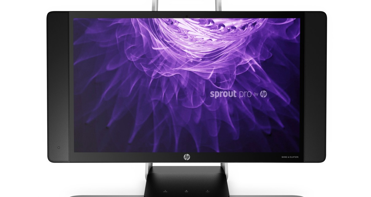 sprout pro by hp forward facing 1 HP更新第二代3D掃描AiO、更新Spectre x360硬體規格