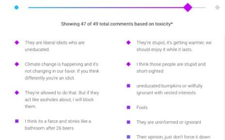 螢幕快照 2017 02 24 下午3.11.53 Google藉由人工智慧打擊惡意留言等網路罷凌問題