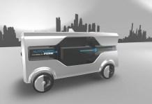 1488269982697 福特展示自動遞送貨品無人車,成為智慧城市運作一環