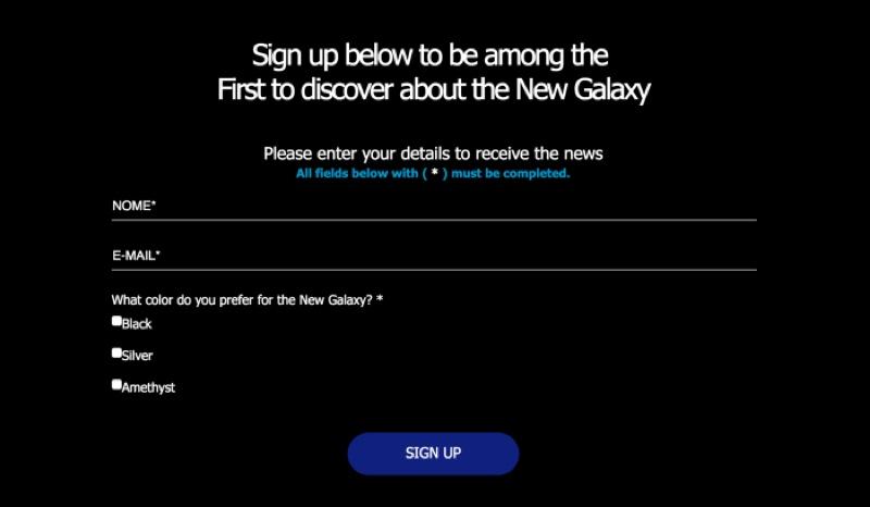 801f2a847388f6d 三星官網問卷調查透露Galaxy S8確實計畫推出紫色款式