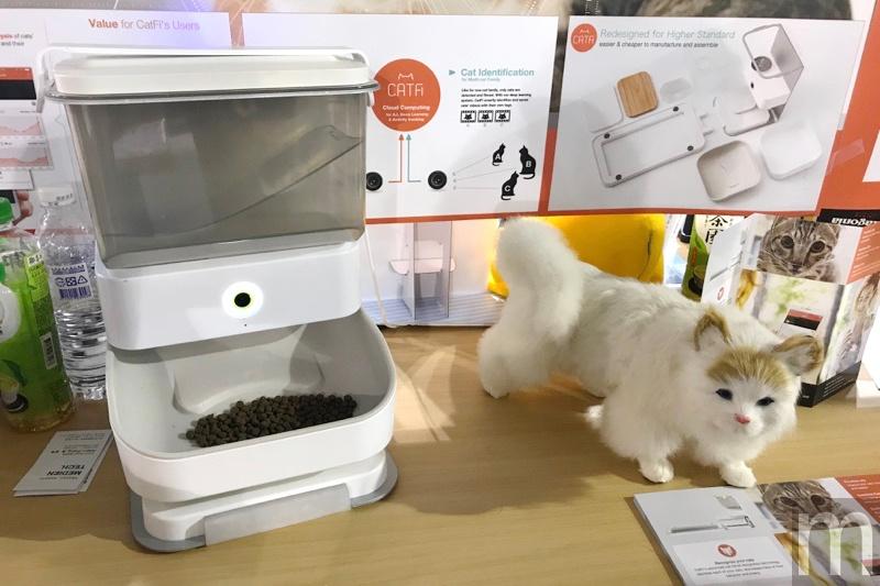 batch IMG 7369 resize 貓臉辨識餵食器回來了! CatFi:改款產品8月量產、最快9月供貨 (更新:8月只是試產)