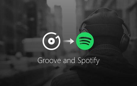 76883a46f8bb9e7e79e67224d447b89d 微軟串流音樂服務Groove Music年底後終止服務 可轉用Spotify